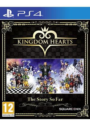 Kingdom Hearts The Story so Far : Kingdom Hearts HD 1.5 + 2.5 ReMIX + HD 2.8 Final Chapter sur PS4