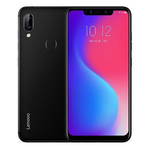 "Smartphone 6.2"" Lenovo S5 Pro - double-SIM, full HD+, SnapDragon 636, 6 Go de RAM, 64 Go, 4G (B20), noir"