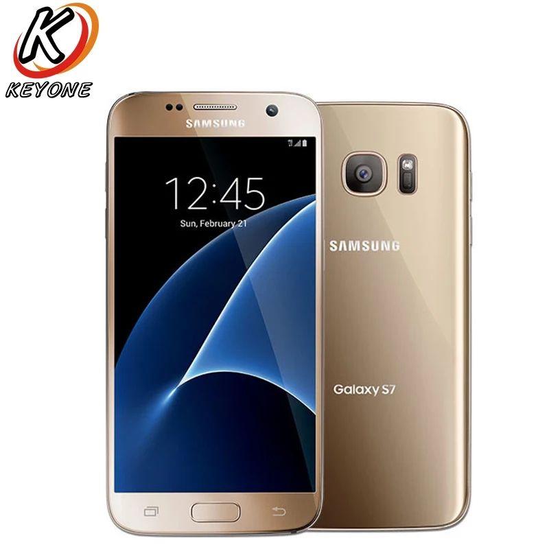 "Smartphone 5.1"" Samsung Galaxy S7 (G930T) - 32 Go, Plusieurs coloris (T-Mobile Version)"