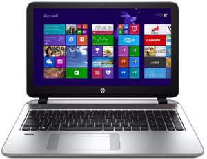 "PC Portable 15.6"" HP Envy 15-k220nf - Full HD - i7-5500U - 12Go de ram - GeForce GTX850M (via ODR 70€)"