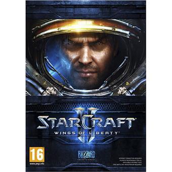 Sélection de jeux PC en promo - Ex Starcraft II : Wings of Liberty
