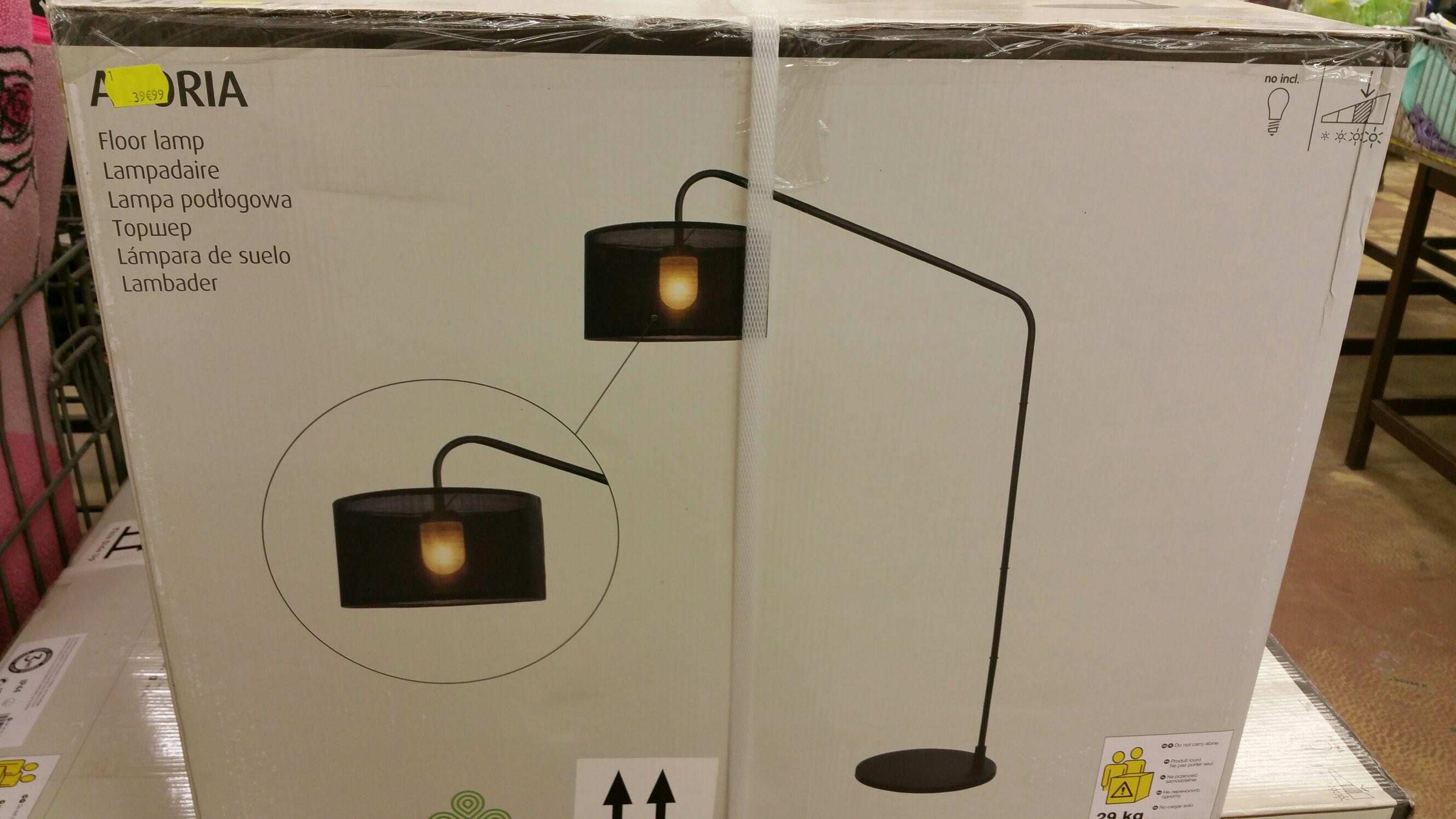 Sélection de lampes en promo - Ex : Lampe Blooma Aporia