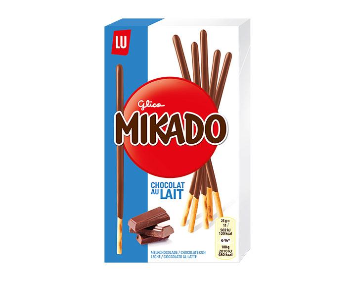 [Statut Silver ou Gold] Un paquet de Mikado gratuit - Plusieurs variétés (Via ODR 100% remboursés)
