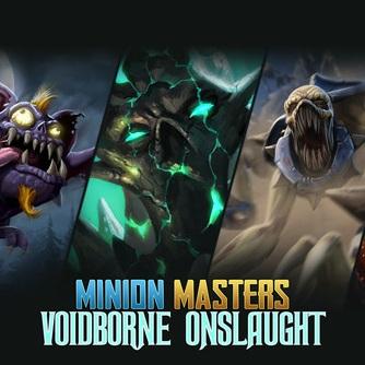 DLC Minion Masters - Voidborne Onslaught Gratuit sur PC (Dématérialisé - Steam)