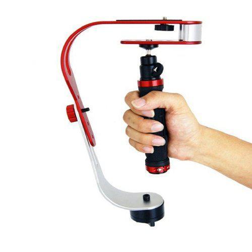 Poignée/support plate-forme à main pour caméras DSLR  Rig stabilisateur