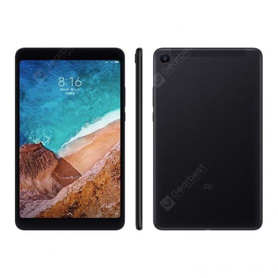 "Tablette tactile 8"" Xiaomi Mi Pad 4 - full HD, SnapDragon 660, 4 Go de RAM, 64 Go, Wi-Fi"