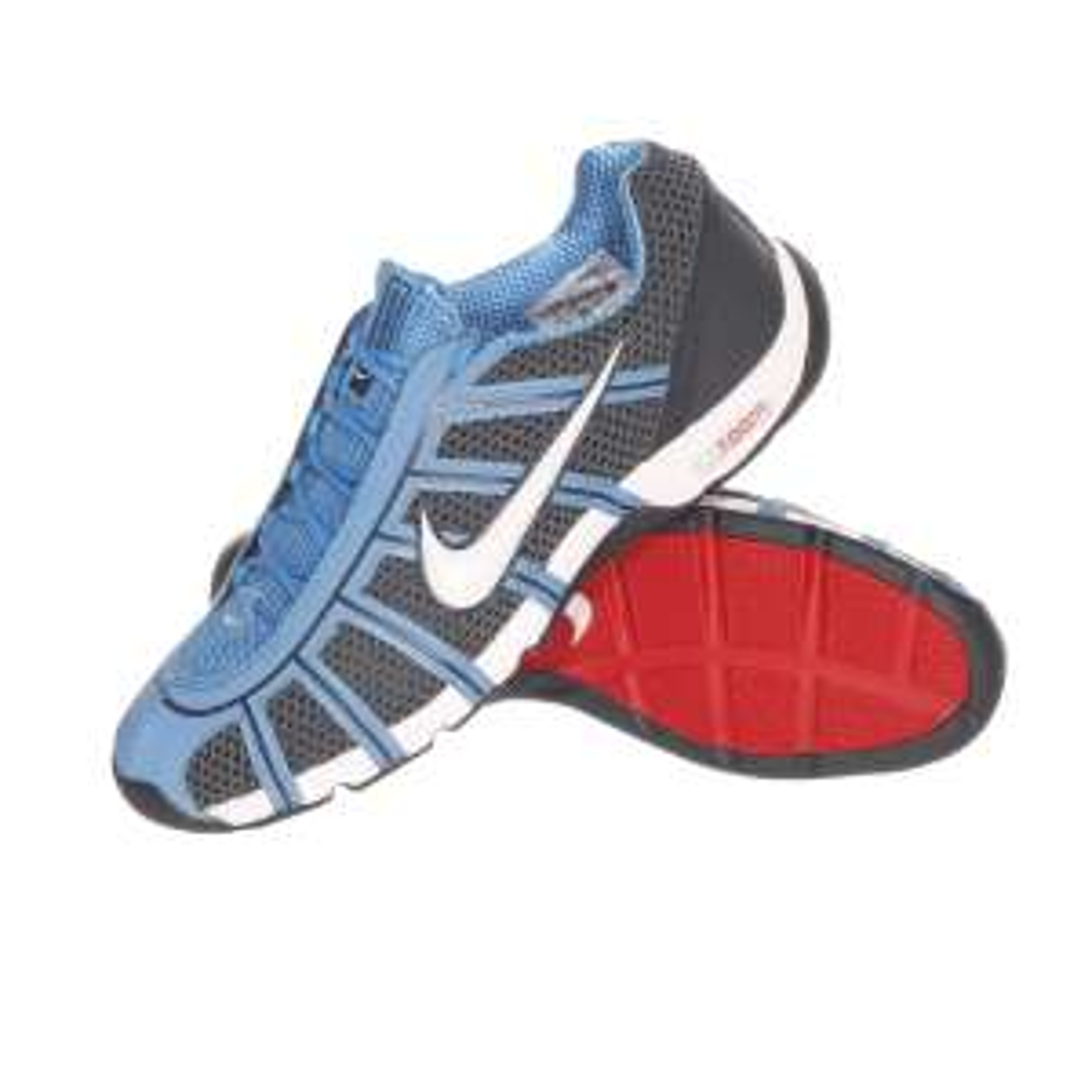Chaussure d'escrime Nike Air Zoom Fencer - bleu (du 36.5 au 47.5) - RoyalEscrime.com