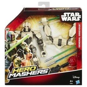figurine Hasbro Hero Mashers Star Wars - Général Grievous