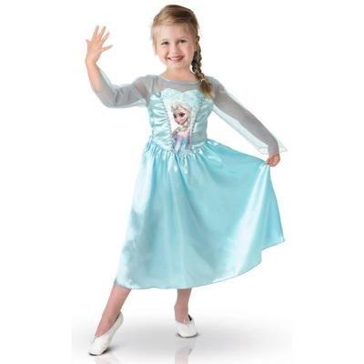 Déguisement Elsa : La Reine des Neiges - Taille 5/6 ans ou 7/8 ans