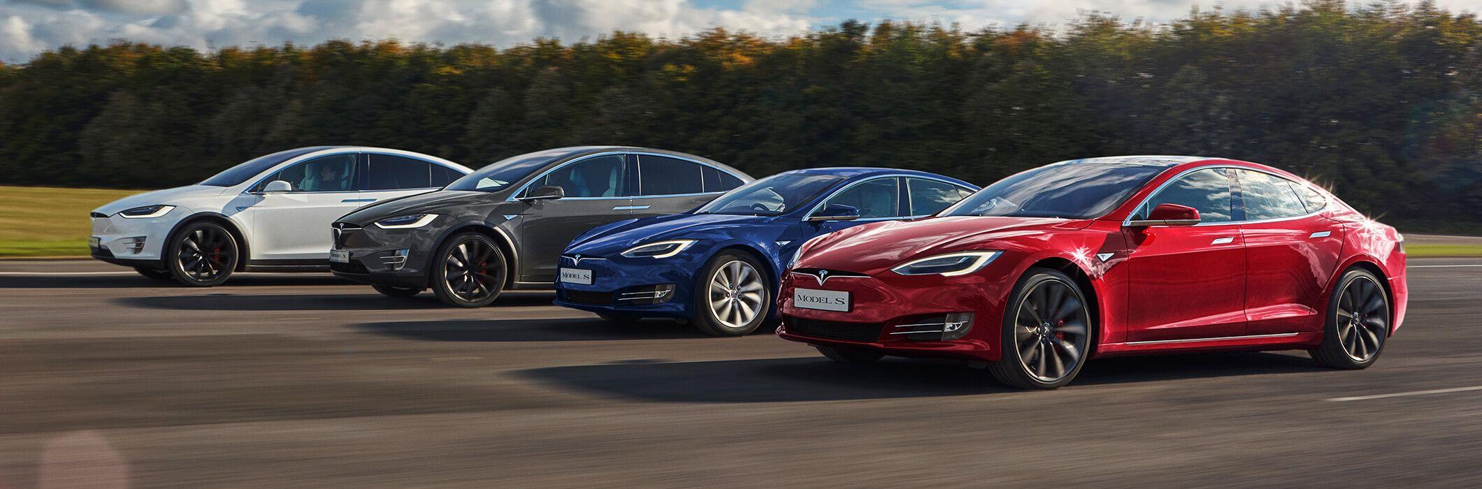 Testez gratuitement la Tesla Model 3