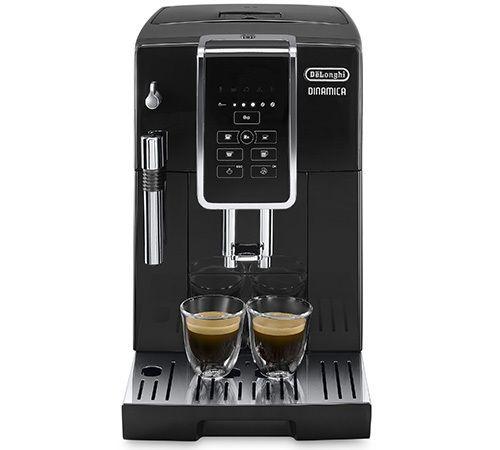 Machine à expresso broyeur Delonghi Dinamica FEB 3515.B - Noir (+30€ de bons d'achats)