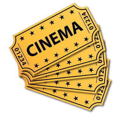 1 Place de cinéma UGC offerte pour les 1000 premiers étudiants inscrits