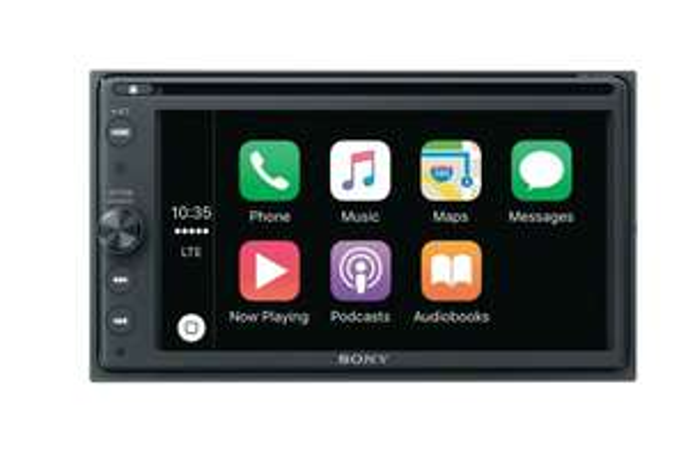 Autoradio Connecté Sony XAV-AX100 - Android Auto / Car Play