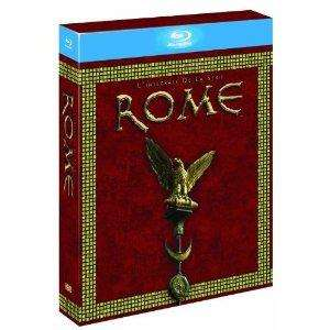 Coffret Blu-Ray Rome l'intégrale Saison 1 et 2