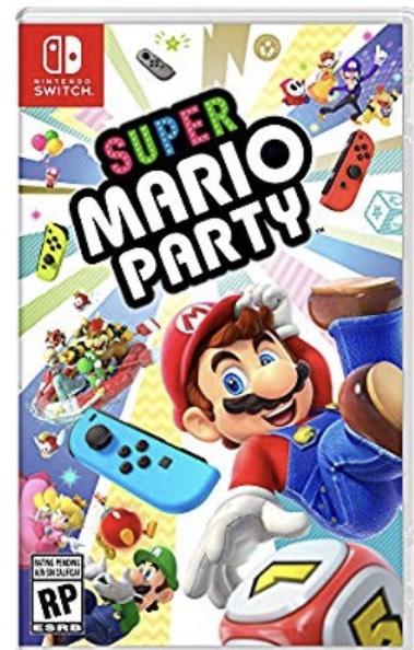 Jeu Super Mario Party sur Nintendo Switch (Dématérialisé - eShop US)