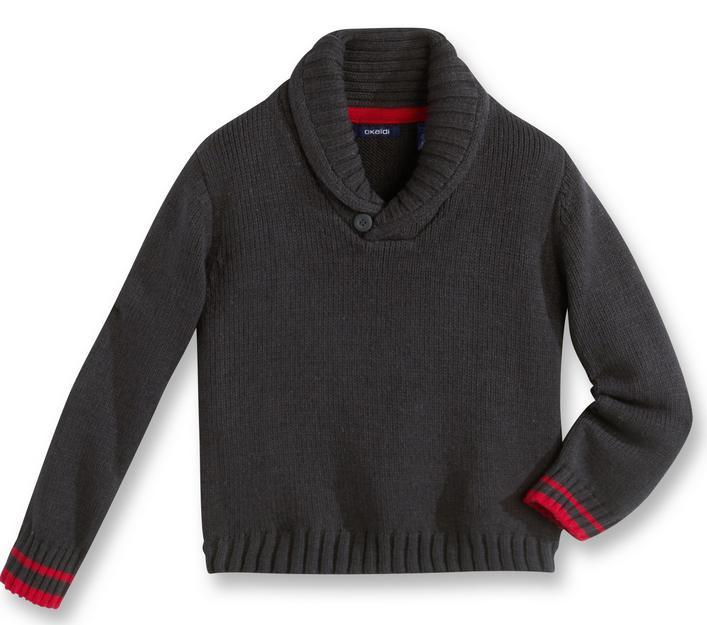 Jusqu'à 80% de réduction sur une sélection d'articles - Ex : Pull en tricot pour enfant