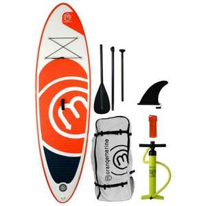 """Pack Paddle gonflable ISUP 9"""" + Pagaie + Accessoires (orange-marine.com)"""