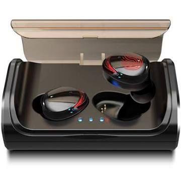 Ecouteurs sans fil bluetooth Arbily T8 Noir avec micro (Vendeur tiers)
