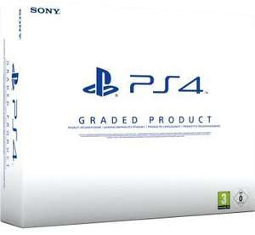 Console PlayStation 4 - 500Go Reconditionnée (Garantie constructeur 2 ans)