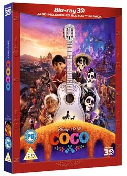 Lot de 3 Blu-ray 3D Disney parmi une sélection pour 28.86€ (25£)