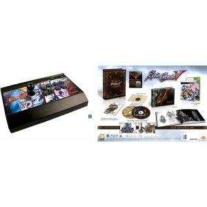 Arcade Fighting Stick Pro + Soulcalibur V Edition Collector sur PS3