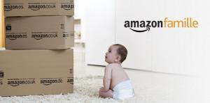 [Membres Premium] Amazon Famille : 15€ offerts pour 60€ d'achats dans la boutique Bébé et Puériculture