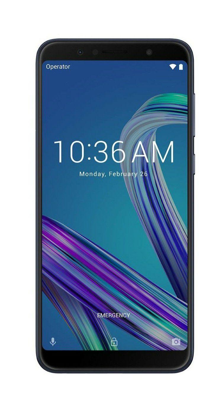 "Smartphone 6"" Asus ZenFone Max Pro M1 - FHD, S636, 3Go RAM, 32 Go ROM, 5000 mAh"