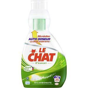1 Bidon de lessive Le Chat Auto Doseur - 850 mL gratuit (via 4€ sur la carte + Shopmium + BDR)