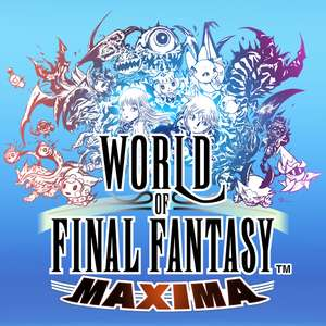 World Of Final Fantasy Maxima sur Nintendo Switch (Dématérialisé)