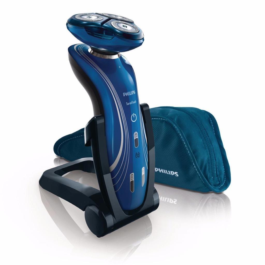Rasoir Wet & Dry - Senso Touch 2D avec Tondeuse de Précision Philips - RQ1155/32 en ligne et en magasin