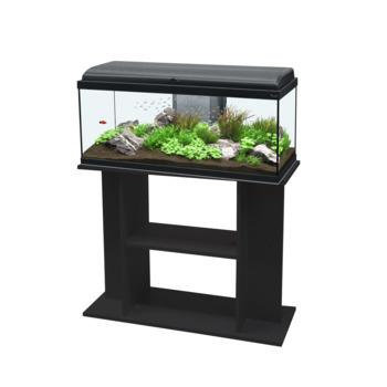 Ensemble aquarium Aquatlantis Aquadream 100 LED (135 L) + kit JBL + meuble