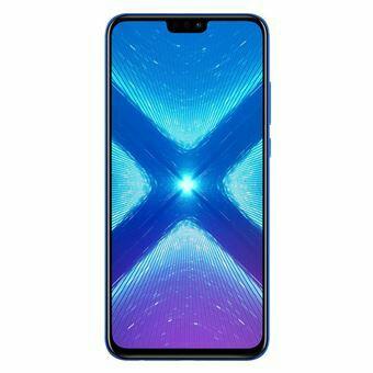"Smartphone 6.5"" Honor 8x - full HD+, Kirin 710, 4 Go de RAM, 64 Go, bleu (vendeur tiers)"