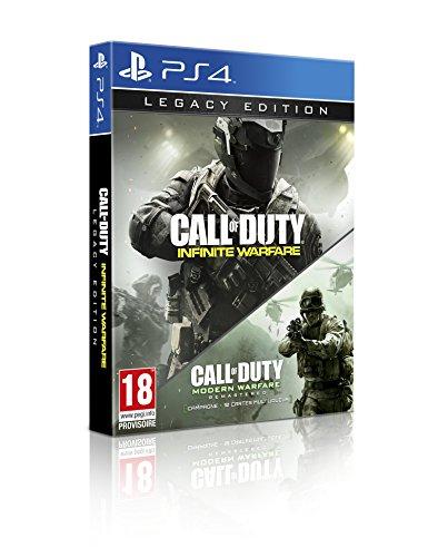 Call of Duty : Infinite Warfare - Edition Legacy sur PS4