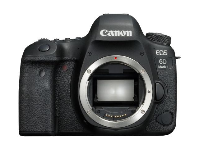 Appareil photo Reflex numérique Canon 6D Mark II - Boitier Nu