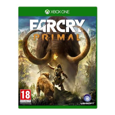Far Cry Primal sur Xbox One