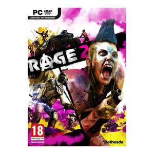 [Précommande] Rage 2 sur PC (Dématérialisé)