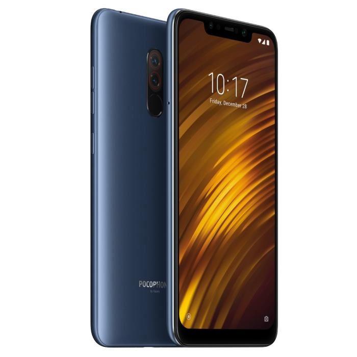 Smartphone Xiaomi Pocophone F1 - 128 Go a 228.60€ (via ODR de 50€)