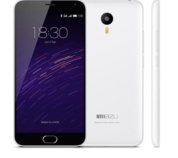 Smartphone Meizu M2 Note + Carte SD 8 Go (avec 40€ en bon d'achat + ODR 20€)