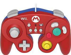 Manette Battle Turbo Mario pour Wii U