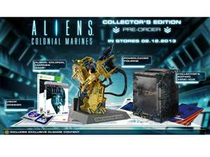 Aliens : Colonial Marines - édition collector sur XBOX 360 / via Buyster