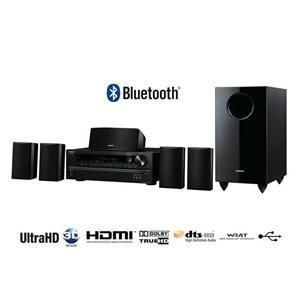 Home Cinema Onkyo HT-S3705 : Ampli HT-R393 + kit d'enceintes HTP-358 5.1