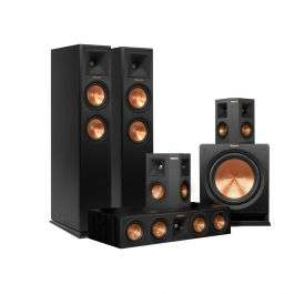 Pack Klipsch 5.1 Reference Premiere RP-250F (Doublepoint)