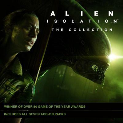 Alien: Isolation - The Collection sur PS4 (Dématérialisé)