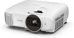 Vidéoprojecteur 3LCD Epson EH-TW5650 - Full HD, 3D Ready, Blanc (via ODR de 150€ - 704,95€ avec le code INFECTION)