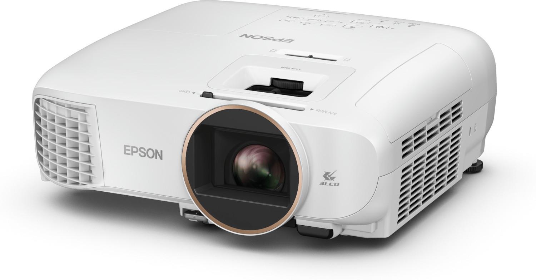 Vidéoprojecteur 3LCD Epson EH-TW5650 - Full HD, 3D Ready, Blanc (via ODR de 150€ - 704,95€ avec le code INFECTION)