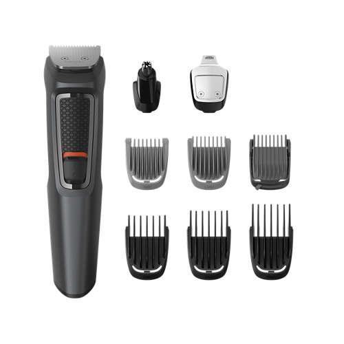 Tondeuse Philips Multigroom 9-en-1  series 3000  MG3757/15 -  Visage et Cheveux