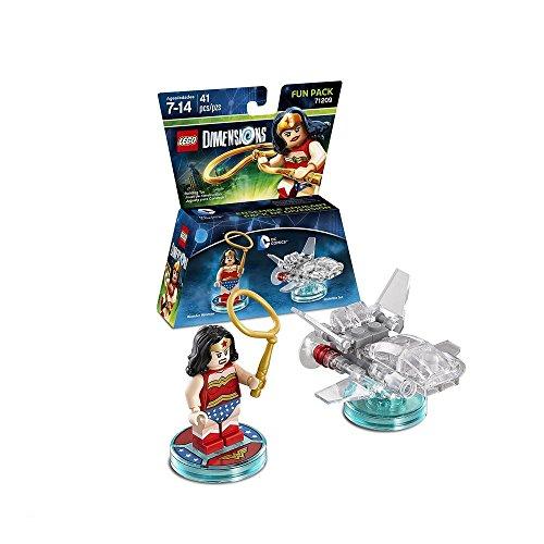 Lego Dimensions Fun Pack : Wonder Woman (71209)