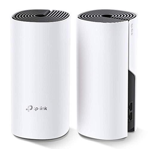 Lot de 3 routeurs Wi-Fi Mesh TP-Link Deco M4 (dont 1 offert via offre tp-link)