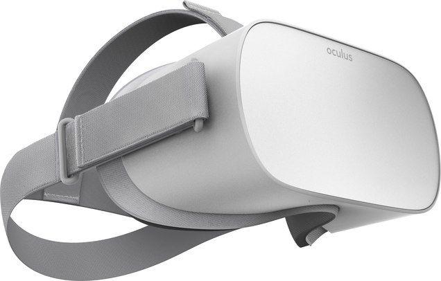 Casque de réalité Virtuelle autonome Oculus Go 32Go (Frontaliers Suisse)