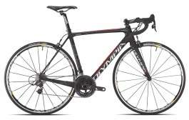 Vélo Olympia Complet Ego RS - SHIMANO 105 MIX FSA - Taille L Black/Red